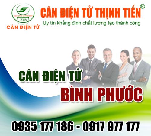 Cân điện tử Bình Phước