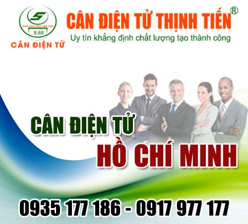 Cân điện tử Hồ Chí Minh