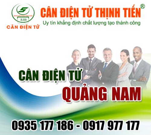 Cân điện tử Quảng Nam