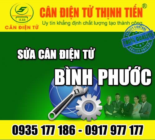 Sửa cân điện tử Bình Phước